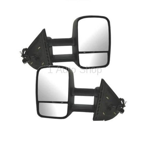 2007 2008 2009 2010 2011 2012 2013 Sierra Towing Mirrors
