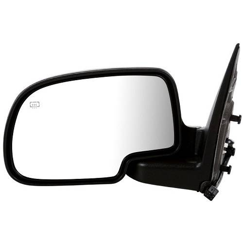 KV Power Rear View Door Mirror W//Glass+Housing Left Driver Side
