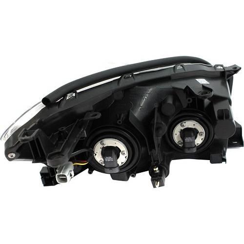 2009-2012 Rav4 Headlight Chrome