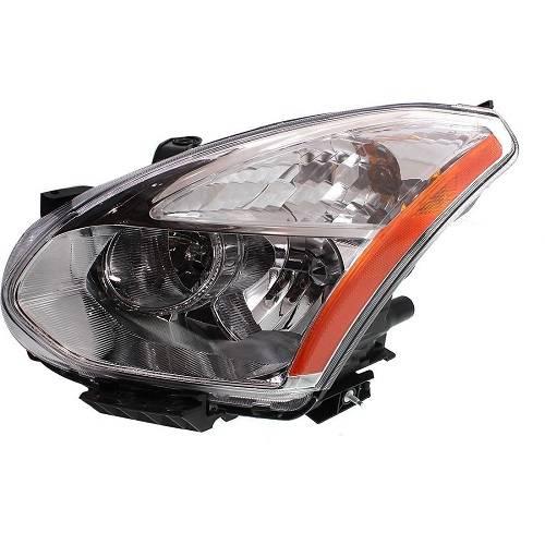 2009 nissan rogue headlight bulb proto 6006c