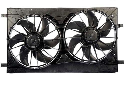 2007-2010 Chrysler Sebring Engine Cooling Fan