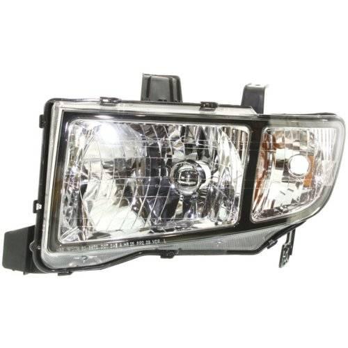 2009-2014 Honda Ridgeline Headlight