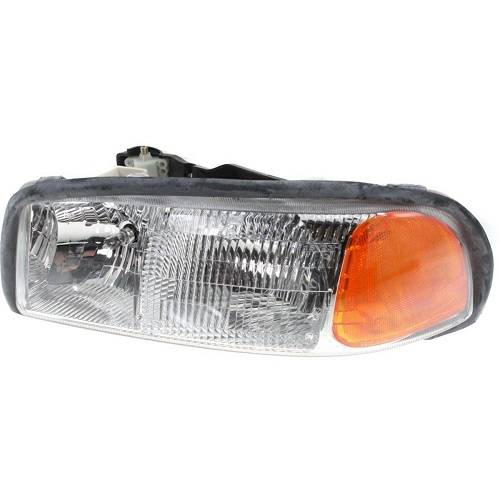 1999-2007  Sierra Headlight