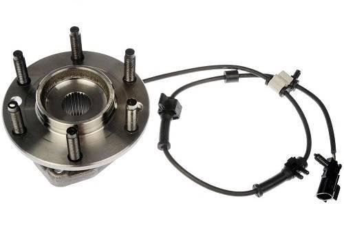 2002-2009* Trailblazer Wheel Bearing Hub -Frt w/ ABS