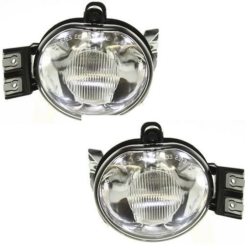 2002 2009 Pair Of Dodge Ram Truck Fog Lights Driving Lamps 2003