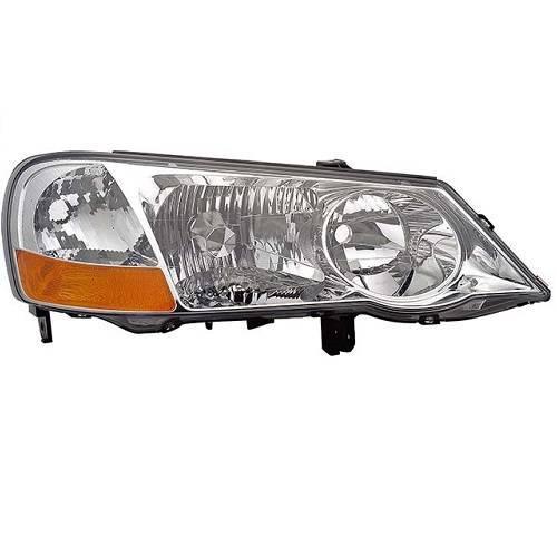 Acura TL Headlight R - Acura tl headlight replacement