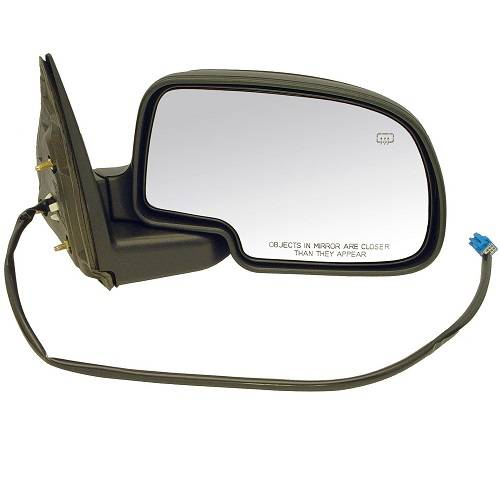NEW CHEVY AVALANCHE Heated Mirror RIGHT Passenger Side 2003 2004 2005 2006