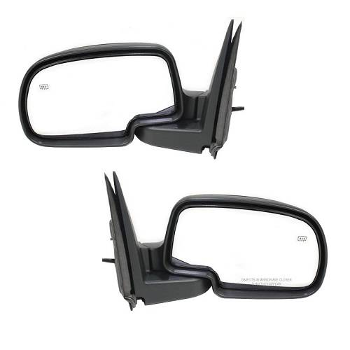 drivers side mirror for 2003 chevy silverado