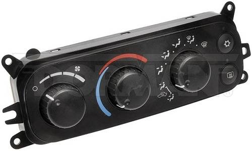2002-2005 Dodge Ram 1500 2500 Heater A//C Climate Temperature Control Unit OEM
