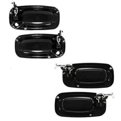REAR RIGHT OUTSIDE EXTERIOR DOOR HANDLE CHEVY SUBURBAN 2000-2006 TEXTURED