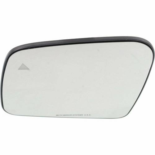 Right Off Driver Side Blind Spot Stick On Mirror glass #PeAstra04-08-RWA