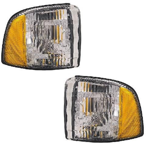Turn Signal Light Assembly Dorman 1630402 Dodge Front Driver Side Parking