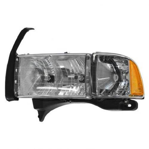 F on 2001 Dodge Ram Sport Headlight Bulbs