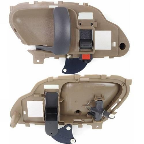 95 96 97 98 99 00 01 Chevy Truck Door Handle Pull Inside Tan Beige
