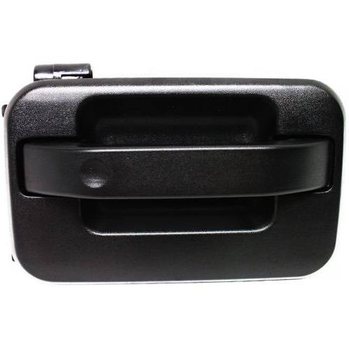 for Ford Outside Exterior Door Handle Passenger Front Right Textured No Keyhole
