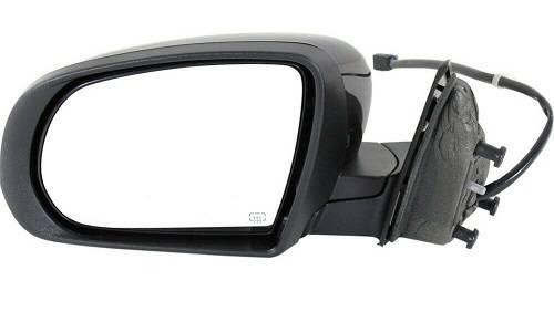 KV Power Rear View Door Mirror W//Glass+Housing Right Passenger Side