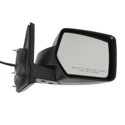 NEW POWER MIRROR WITHOUT HEATED RIGHT SIDE FITS 2007-2017 JEEP PATRIOT 5155458AG