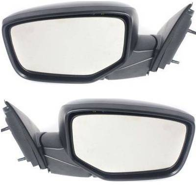For 2008-2012 Honda Accord Coupe 2-Door Side View Power Mirrors Pair