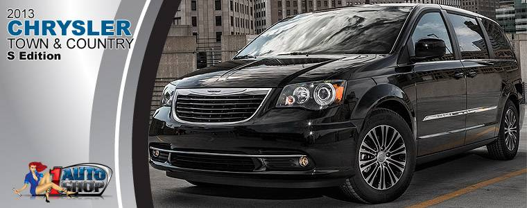 2013 Chrysler - Town & Country
