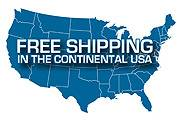 FREE GROUND SHIPPING - LOWER 48