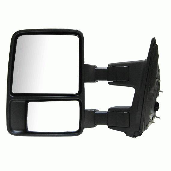 2008-2013 Ford Super Duty Manual Tow Mirror -Left