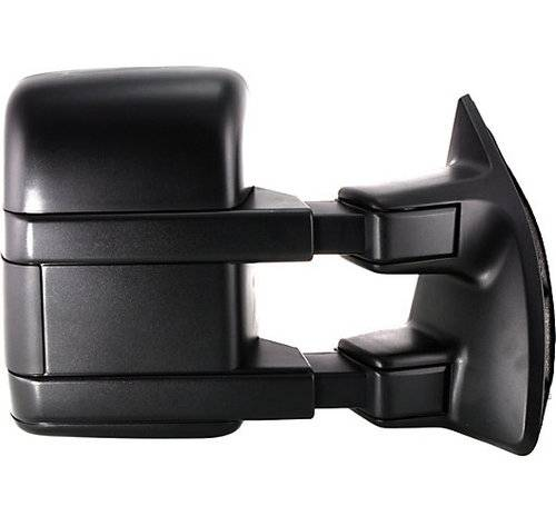 2008-2013 Ford Super Duty Manual Tow Mirrors -Pair