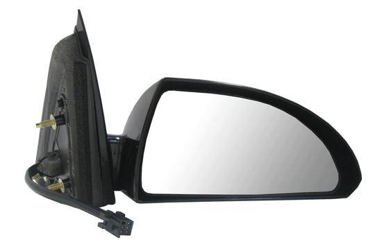 Partslink Number GM1321306 OE Replacement Chevrolet Impala Passenger Side Mirror Outside Rear View