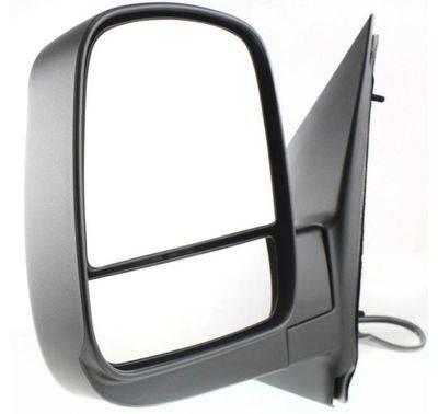 2008 2015 savana van power heat dual glass mirror left for Mirror 2008 dual audio