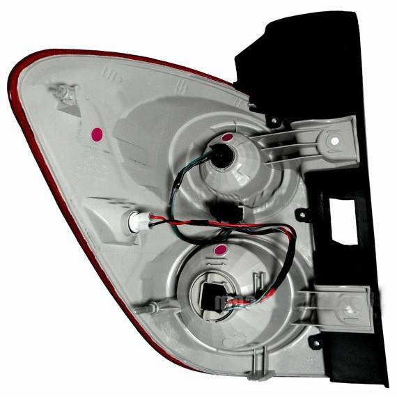 2010 2015 Equinox Tail Light Right