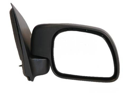 Folding for Select Ford Models Heated Dorman 955-031 Passenger Side Power Door Mirror Black