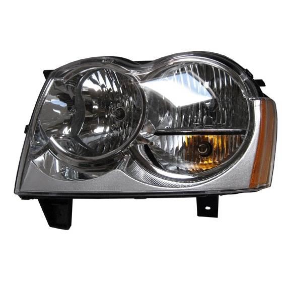 2005-2007 Grand Cherokee Headlight