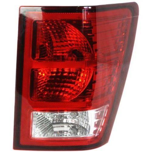 2007-2010 Grand Cherokee Tail Light