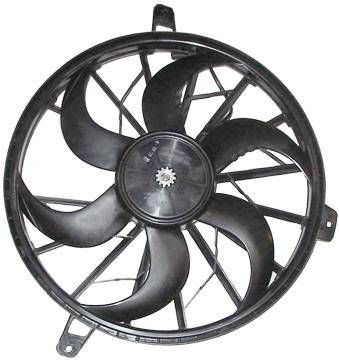 1999 2001 Jeep Grand Cherokee 4 0 Radiator Cooling Fan