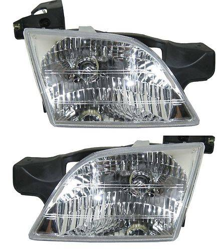 1997-2004 Silhouette Headlight Lens Covers