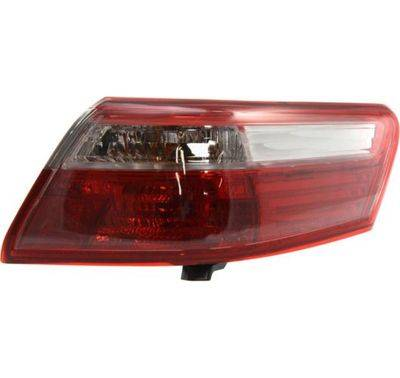 2007 2009 camry tail light quarter panel right. Black Bedroom Furniture Sets. Home Design Ideas