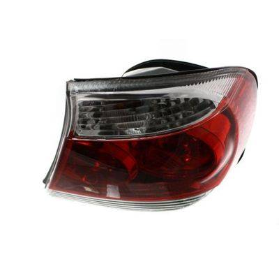 2005 2006 camry le xle tail light quarter panel chrome right. Black Bedroom Furniture Sets. Home Design Ideas