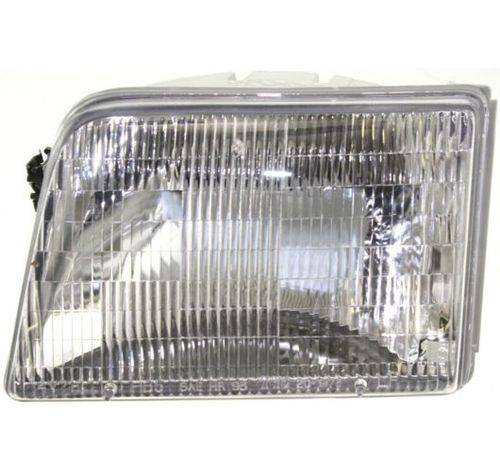 replace front headlight lens assembly    geo