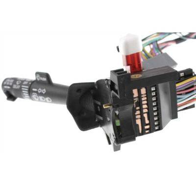 without Tilt Steeri without Cruise Control 26100986 Turn Signal Switch Multi-Function Combination Switch Compatible with 1996-99 Chevy Astro Turn Signal and Wiper Switch Lever