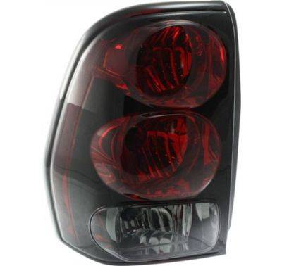 2002-2009 Trailblazer Tail Lamps W/ Connector -Pair
