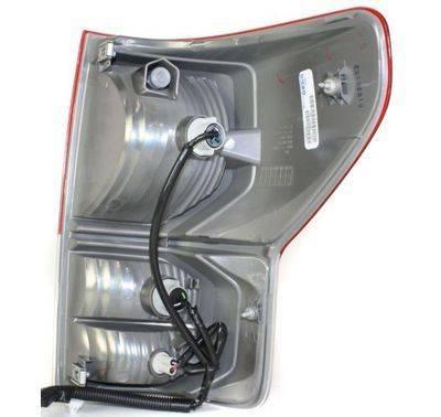 toyota tundra trailer light wiring diagram toyota tundra tail light wiring #4