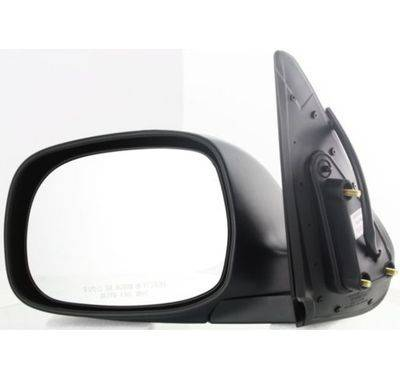 New Passenger Side Mirror 2001-2007 Toyota Sequoia Power Non-Heated Primed-Black
