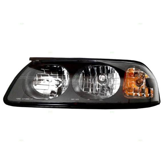 2000 2004 Impala Headlight Left Driver Front 00 01 02