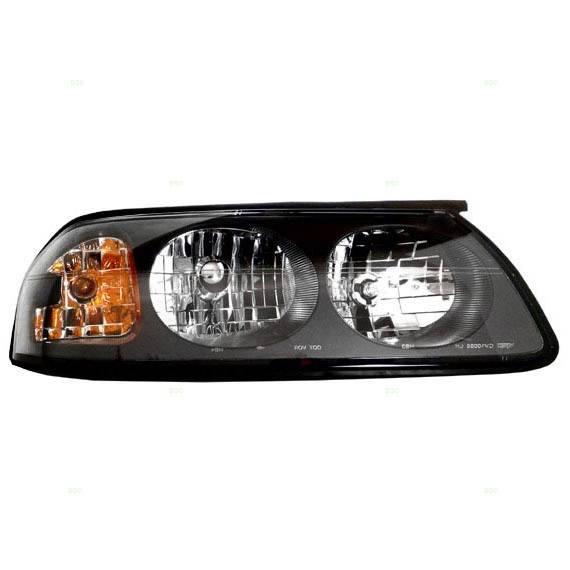 2000 2004 Impala Headlight Right Penger 00 01 02 03