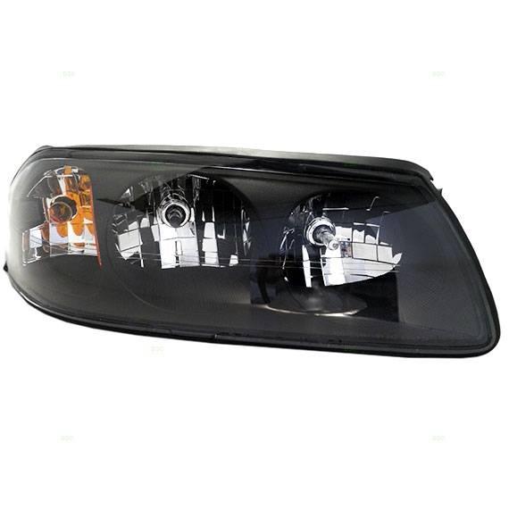 2004 2005 impala headlight r. Black Bedroom Furniture Sets. Home Design Ideas