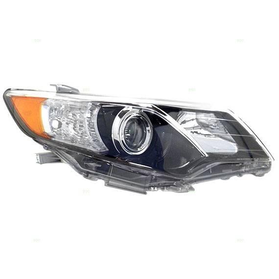 2012-2014 Camry Se Headlight