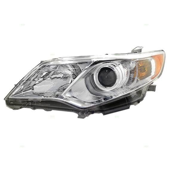 2012-2014 Camry Headlight