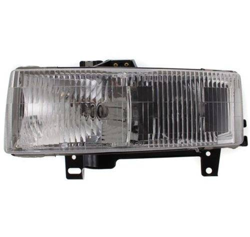 2001 Gmc Savana 2500 Passenger Transmission: 1996-2002 Savana Van Headlight Lens -Pair