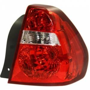 2004-2008* Chevy Malibu Tail Light Rear Brake light 2004, 2005, 2006, 2007, 2008