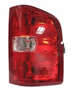 M65320882  Chevy Silverado Tail Light Wiring Harness on