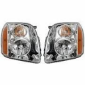 Yukon - Lights - Headlight - GMC -# - 2007-2014 Yukon Headlights -Driver and Passenger Set
